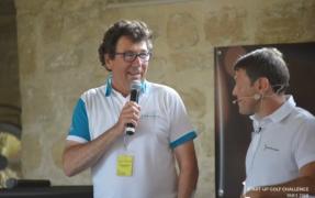 Stephane BACHOZ - Speaker and a great golfer Teacher