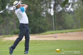 Antoine CEDDAHA - A beautiful swing for a great Golfer