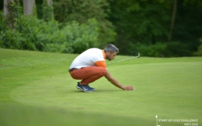 Replace your ball at your mark, and keep the line :) with Bastian MAS