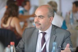 Steve PEGUET, Head of Innovation ATOS - speaker at the SUPGC 2018