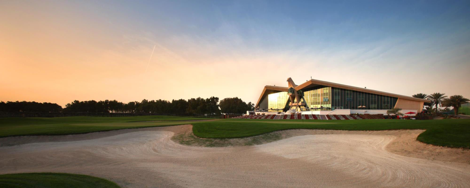 golf challenge Abu Dhabi