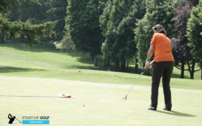START-UP GOLF CHALLENGE : Investor on the green !
