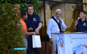 START-UP GOLF CHALLENGE - Frédéric SCHMITT - Famille Investisseurs