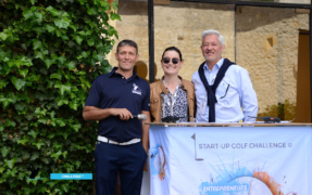 START-UP GOLF CHALLENGE - Caroline Gelin - Famille Entrepreneurs