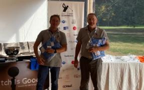 Fabien ZUPANEK et Roland Debost Vainqueurs 2020 dans la famille des Investisseurs