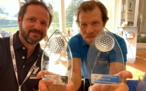 Winners 2020 entrepreneurs family - Fabien Guillossou - Axel Ballion