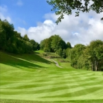 Trou signature Golf Isle Adam - START-UP GOLF CHALLENGE